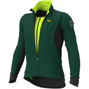 Alé Cycling Clima Protection 2.0 Course Combi DWR Jacke Herren green green