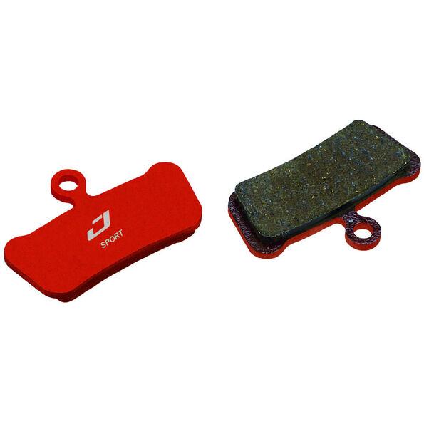 Jagwire Disc Sport Semi-Metallisch Bremsbelag für SRAM Guide RSC/RS/R und Avid Trial
