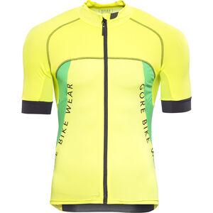 GORE BIKE WEAR ALP-X PRO Jersey Herren cadmium yellow/fresh green cadmium yellow/fresh green