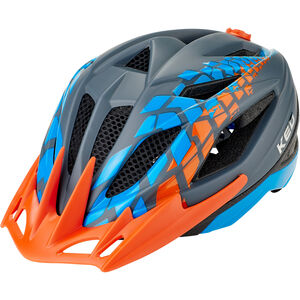 KED Street Jr. Pro Helmet Kids grey