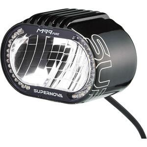 Supernova M99 Pure Frontlicht E-45 schwarz schwarz