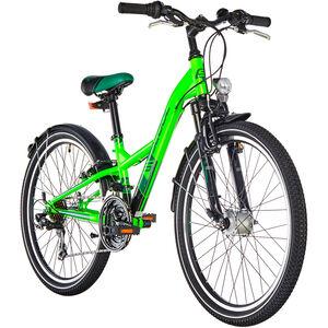 s'cool XXlite 24 21-S steel Neon Green bei fahrrad.de Online