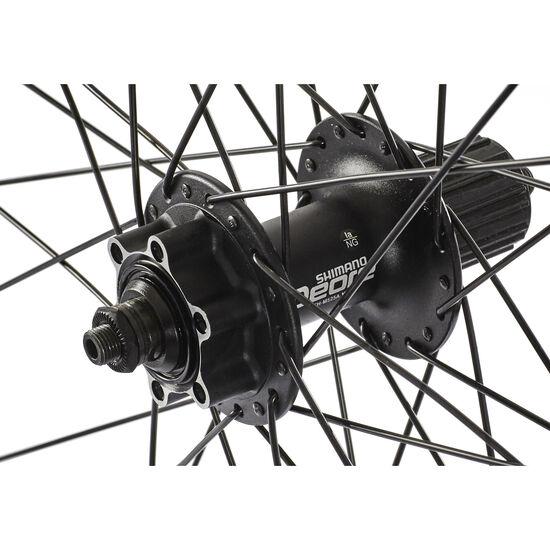 Ryde Zac 2000 Hinterrad 28 Deore Disc grau/braun bei fahrrad.de Online