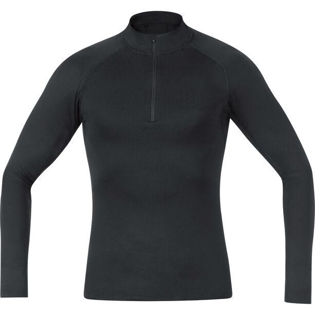 GORE WEAR Base Layer Thermo Turtle Neck Shirt Herren black