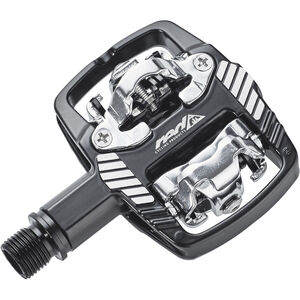 Red Cycling Products Mountain Click'n'Ride Pedal schwarz