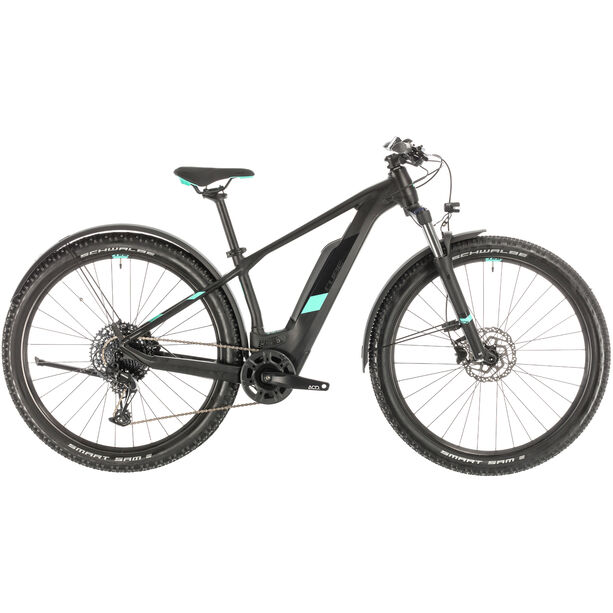 Cube Access Hybrid Pro 500 Allroad Damen black/mint