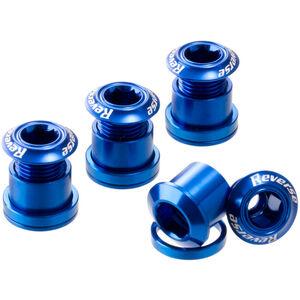 Reverse Kettenblattschrauben dunkelblau dunkelblau