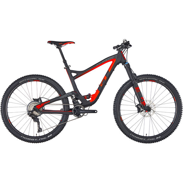 "GT Bicycles Sensor Carbon Expert 27,5"" RAW raw"