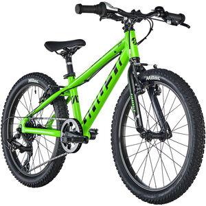 "Ghost Kato R1.0 AL 20"" Kids riot green/jet black bei fahrrad.de Online"