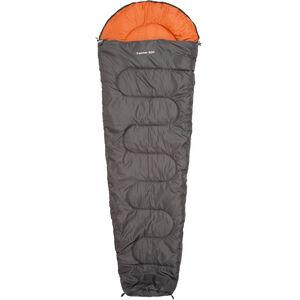 CAMPZ Trekker 500 Schlafsack anthrazit/orange anthrazit/orange