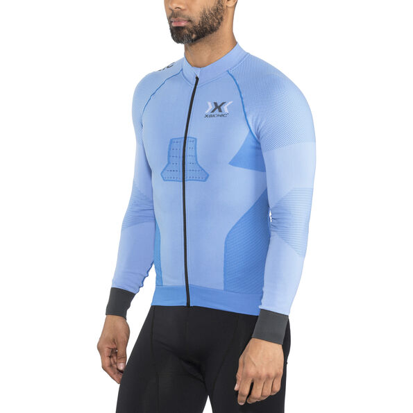 X-Bionic Race Evo Biking LS Shirt