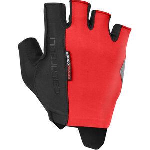 Castelli Rosso Corsa Espresso Gloves Herren red red