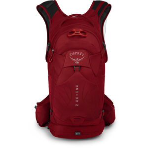 Osprey Raptor 14 Hydration Backpack Herren wildfire red wildfire red