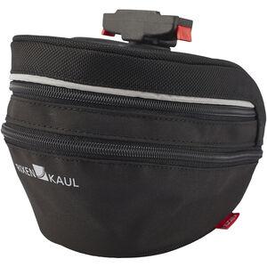 KlickFix Micro Sport 200 Expandable Satteltasche schwarz schwarz