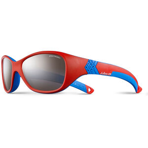 Julbo Solan Spectron 3+ Sunglasses 4-6Y Kinder red/blue-gray flash silver red/blue-gray flash silver