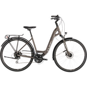 Cube Touring Pro Easy Entry Brown'n'Silver bei fahrrad.de Online