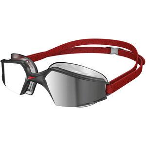 speedo Aquapulse Max Mirror V3 Goggles black/silver black/silver