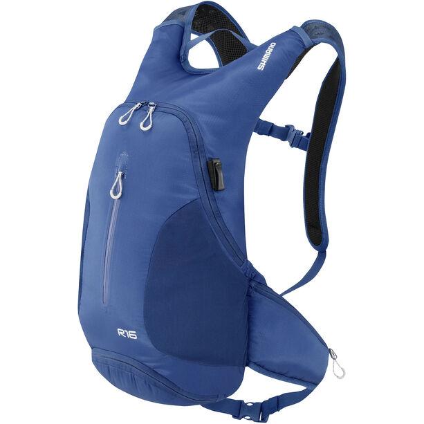 Shimano Rokko II Backpack 16 L estate blue
