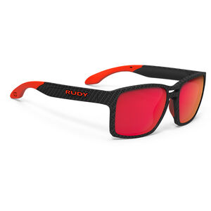 Rudy Project Spinair 57 Sunglasses carbonium - rp optics multilaser red carbonium - rp optics multilaser red