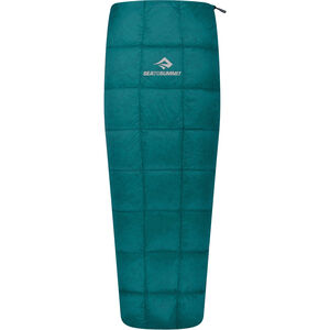 Sea to Summit Traveller TrI Sleeping Bag regular teal teal
