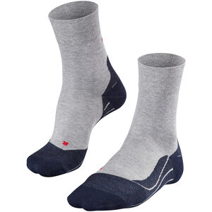 Falke RU4 Running Socks Herren light grey light grey