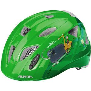 Alpina Ximo Flash Helmet Juniors race day bei fahrrad.de Online