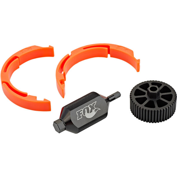 Fox Racing Shox Float X2 F-S K 2Pos AM 0,3 Spacer x2 CM Dämpfer 200x57mm orange/grey