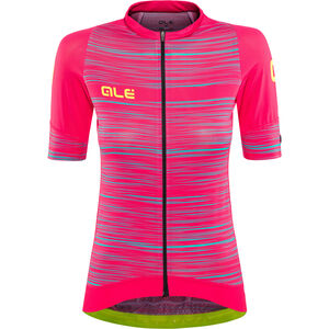 Alé Cycling PRR The End SS Jersey Damen petroleum-turquoise petroleum-turquoise