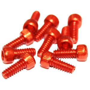 Reverse Pedal Pin Set US Size für Escape Pro+Black One 10 Stück orange orange