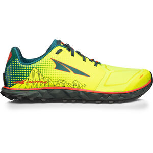 Altra Superior 4 Running Shoes Herren neon/blue