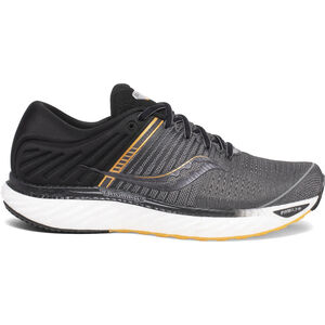 saucony Triumph 17 Shoes Men grey/black grey/black