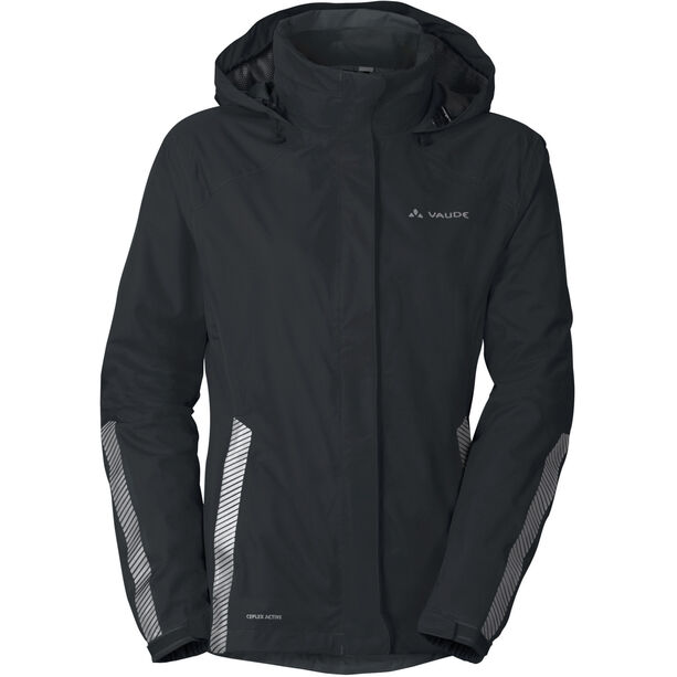 VAUDE Luminum Jacket Damen black