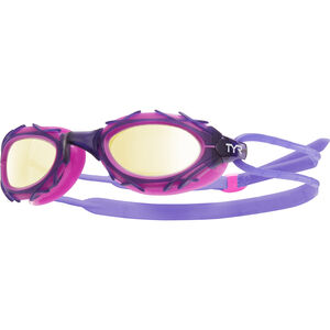 TYR Nest Pro Nano Goggles Metelized gold/purple gold/purple