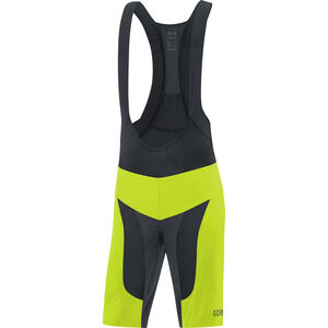 GORE WEAR C7 Pro 2in1 Bib Shorts Men citrus green/black bei fahrrad.de Online