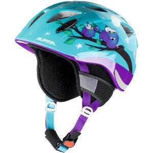 Alpina Ximo Flash Winter Helmet owls bei fahrrad.de Online