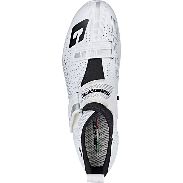 Gaerne Carbon G.Kona Triathlon Cycling Shoes Herren white