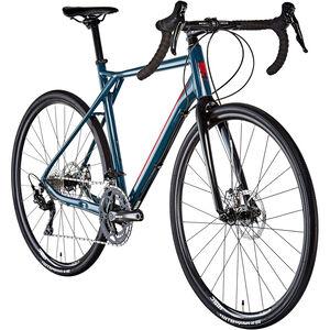 GT Bicycles Grade Al Expert gloss slate blue/red/black bei fahrrad.de Online