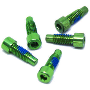 magped Enduro Ersatzpins 11mm Alu 32 Stück grün grün