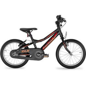 """Puky ZLX 16-1 Alu F Fahrrad 16"""" Kinder schwarz schwarz"""
