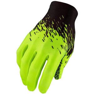 Supacaz SupaG Handschuhe langfinger schwarz/neon gelb schwarz/neon gelb