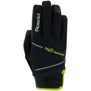 Roeckl Rhone Bike Gloves black/yellow black/yellow