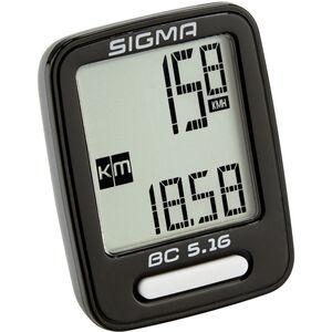 SIGMA SPORT BC 5.16 Fahrradcomputer bei fahrrad.de Online