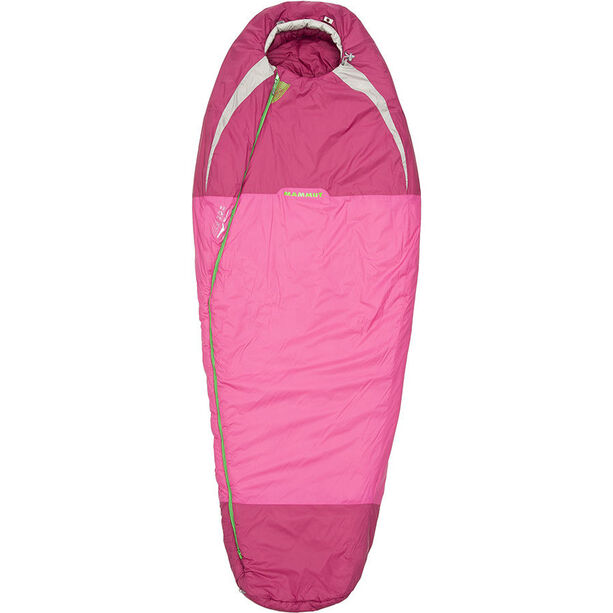 Mammut Kompakt MTI 3-Season Sleeping Bag 185cm Damen pink-dark pink