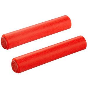 Supacaz Siliconez MTB Griffe rot