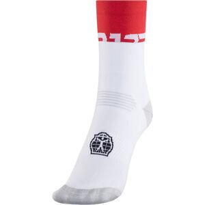 Bioracer Summer Socks white-red white-red