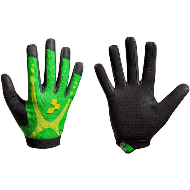 Cube Race Touch Gloves Herren green