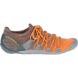 Merrell Vapor Glove 4 3D Shoes Damen orange/monument orange/monument