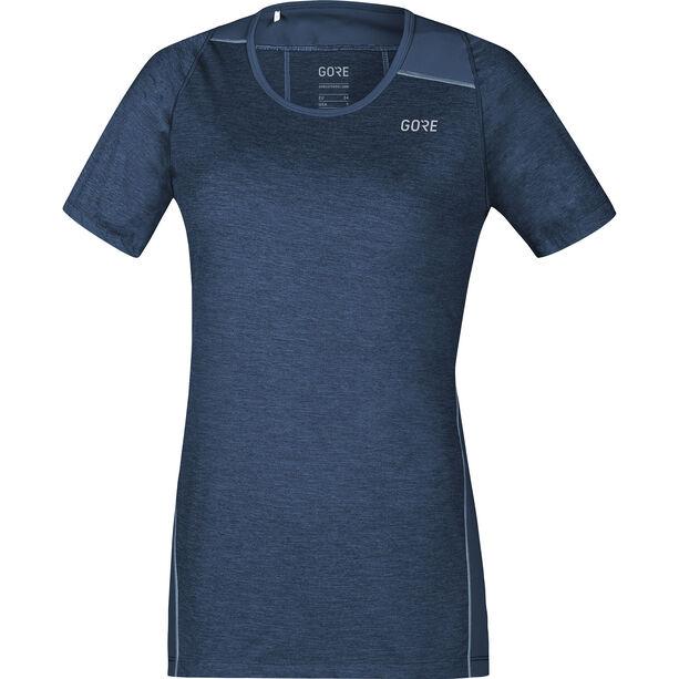 GORE WEAR R3 Shirt Damen deep water blue