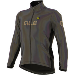 Alé Cycling Guscio Iridescent Reflective Jacke Herren iridescent iridescent