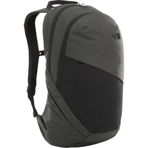 The North Face Isabella Rucksack Damen asphalt grey light heather/tnf black asphalt grey light heather/tnf black